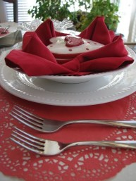 Cheap Valentine Table Decoration Ideas37