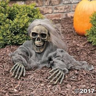 Cozy Diy Halloween Decoration Ideas04