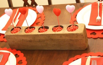 Elegant Diy Home Décor Ideas For Valentines Day22