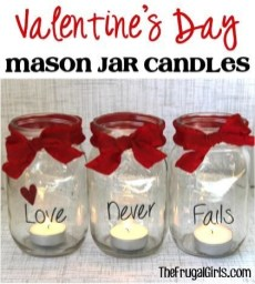 Elegant Diy Home Décor Ideas For Valentines Day26