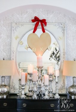 Elegant Diy Home Décor Ideas For Valentines Day32