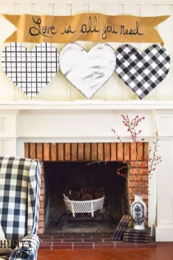 Elegant Diy Home Décor Ideas For Valentines Day34
