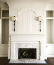 Fabulous Vintage Fireplace Design Ideas01