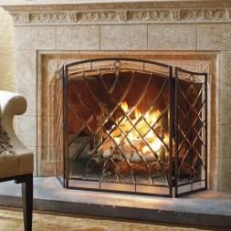 Fabulous Vintage Fireplace Design Ideas25