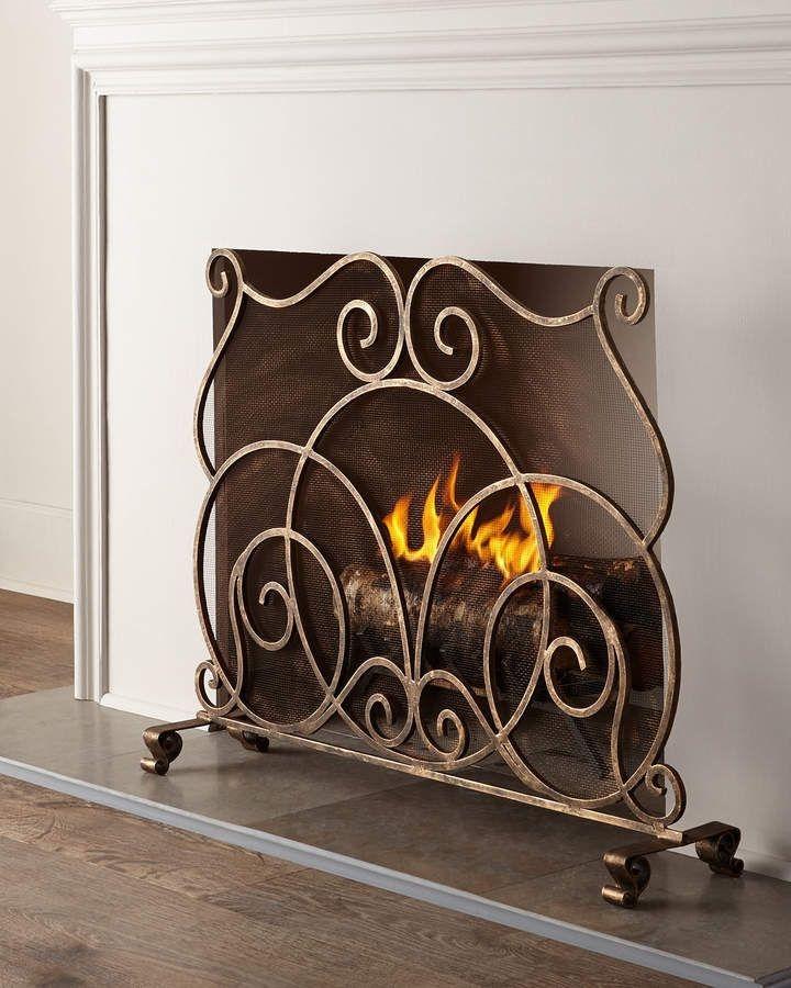 Fabulous Vintage Fireplace Design Ideas31