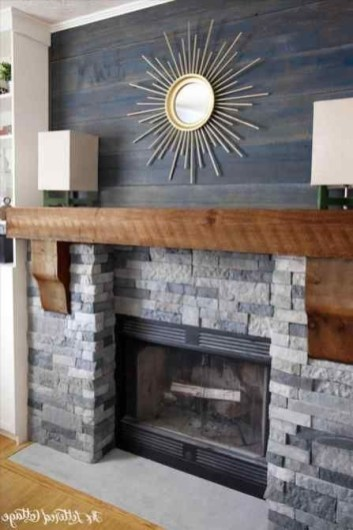 Fabulous Vintage Fireplace Design Ideas36