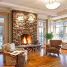 Fabulous Vintage Fireplace Design Ideas41