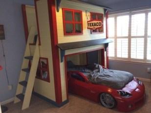 Gorgeous Diy Kids Car Bed Ideas23