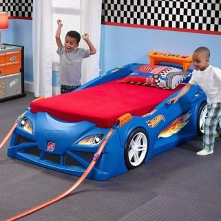 Gorgeous Diy Kids Car Bed Ideas30