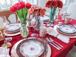 Magnificient Valentines Day Table Decorating Ideas02