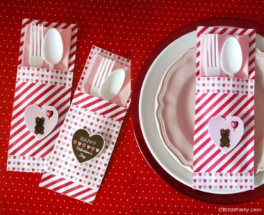 Magnificient Valentines Day Table Decorating Ideas10