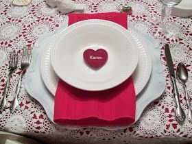 Magnificient Valentines Day Table Decorating Ideas48