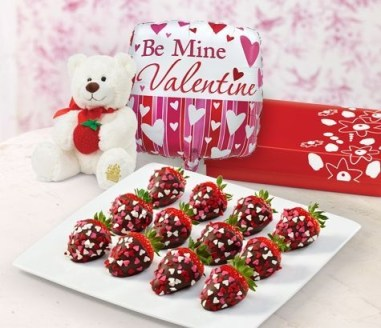 Popular Fruit Decoration Ideas For Valentines Day 18