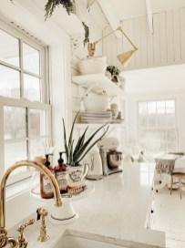 Pretty Farmhouse Kitchen Decoration Ideas37