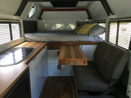 Smart Rv Hacks Table Remodel Ideas On A Budget09
