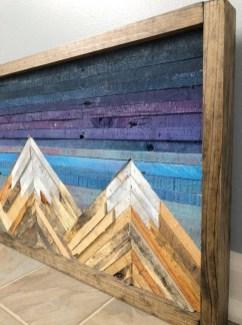 Unique Wood Walls Design Ideas For Your Home23