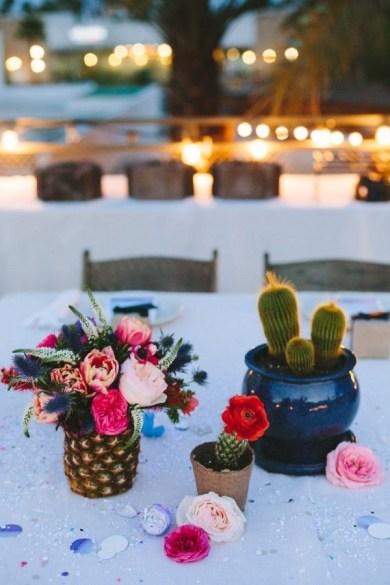 Wonderful Cactus Centerpieces Ideas26