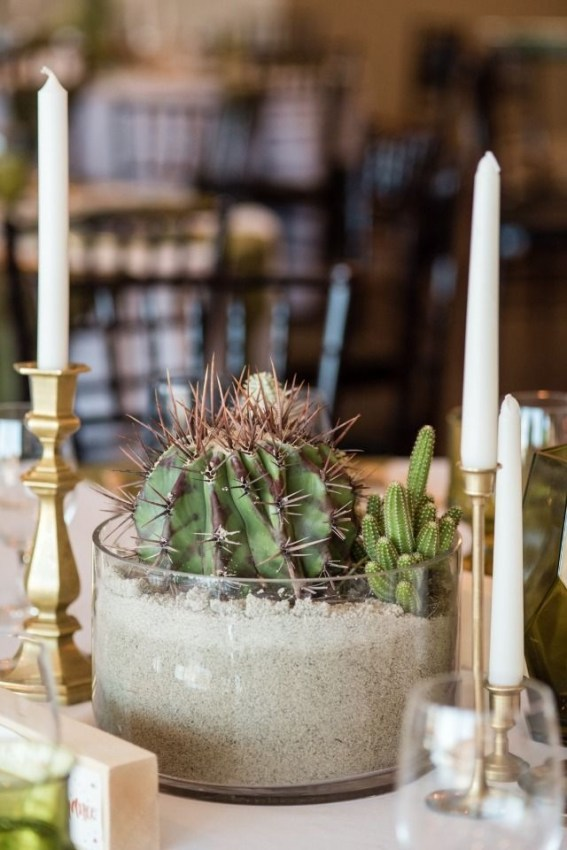 Wonderful Cactus Centerpieces Ideas39