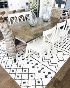 Adorable Farmhouse Dining Room Design Ideas05