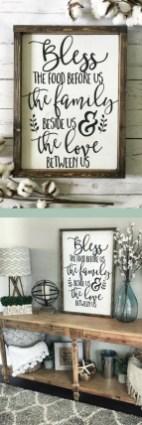 Adorable Farmhouse Dining Room Design Ideas08