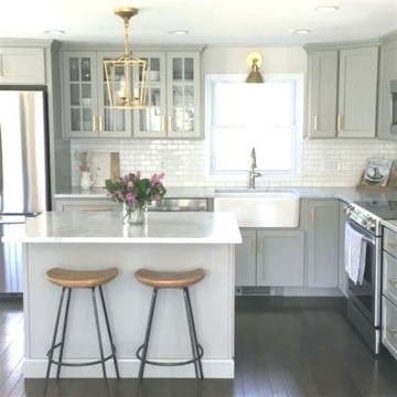 Affordable Small Kitchen Remodel Ideas43