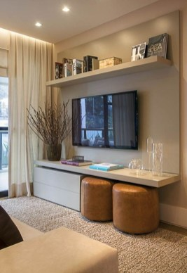 Awesome Small Living Room Decor Ideas On A Budget24