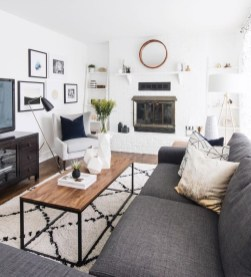 Awesome Small Living Room Decor Ideas On A Budget36