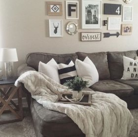 Awesome Small Living Room Decor Ideas On A Budget37