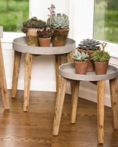 Awesome Stand Wooden Plant Ideas31