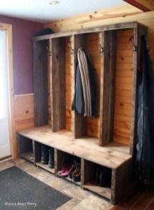 Beautiful Rustic Entryway Decor Ideas28