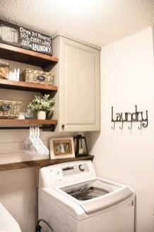 Brilliant Small Laundry Room Decor Ideas02