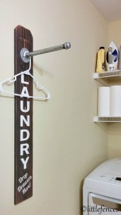 Brilliant Small Laundry Room Decor Ideas12