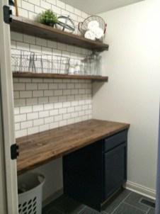 Brilliant Small Laundry Room Decor Ideas13