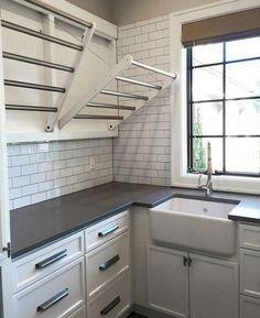 Brilliant Small Laundry Room Decor Ideas17