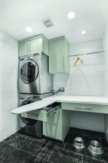 Brilliant Small Laundry Room Decor Ideas31