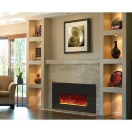 Cool Electric Fireplace Designs Ideas For Living Room10