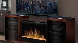Cool Electric Fireplace Designs Ideas For Living Room42