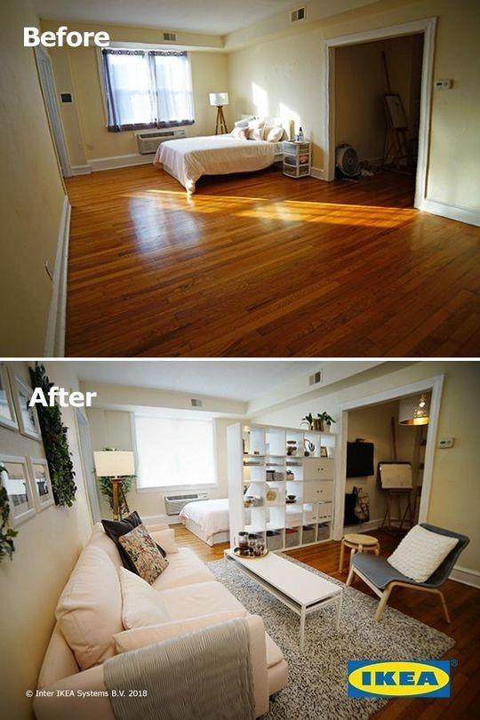 Inexpensive Apartment Studio Decorating Ideas14