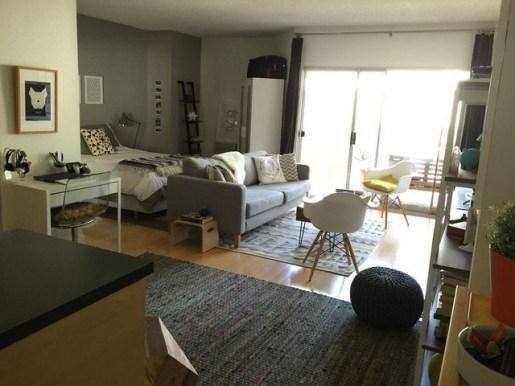 Inexpensive Apartment Studio Decorating Ideas24
