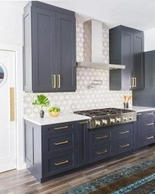 Latest Kitchen Backsplash Tile Ideas30