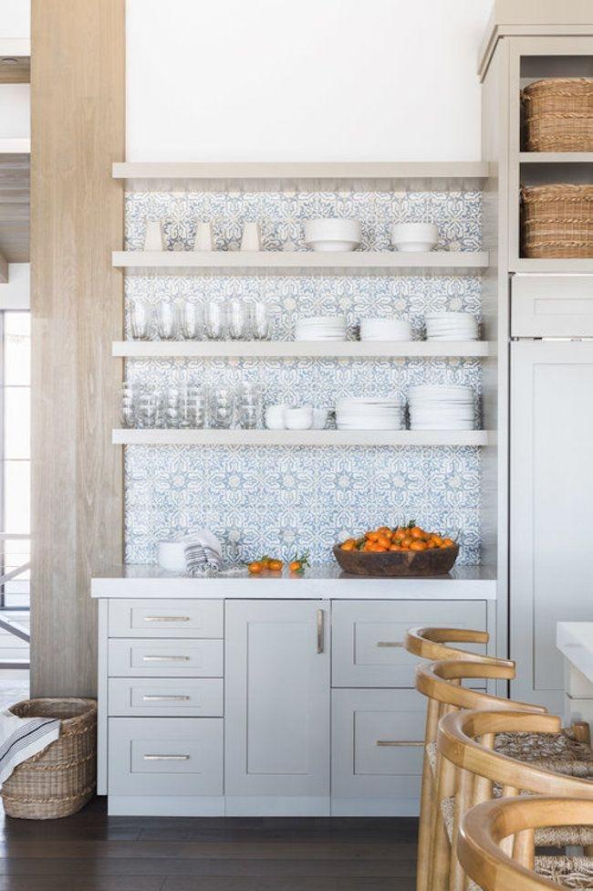 Latest Kitchen Backsplash Tile Ideas37