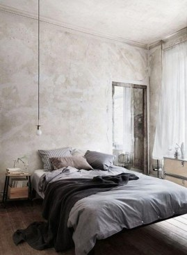 Lovely Masculine Boho Bedroom Designs15