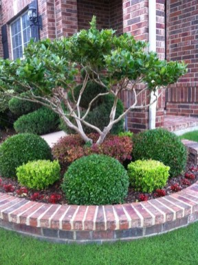 Minimalist Front Yard Landscaping Ideas On A Budget08