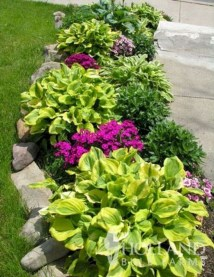 Minimalist Front Yard Landscaping Ideas On A Budget11
