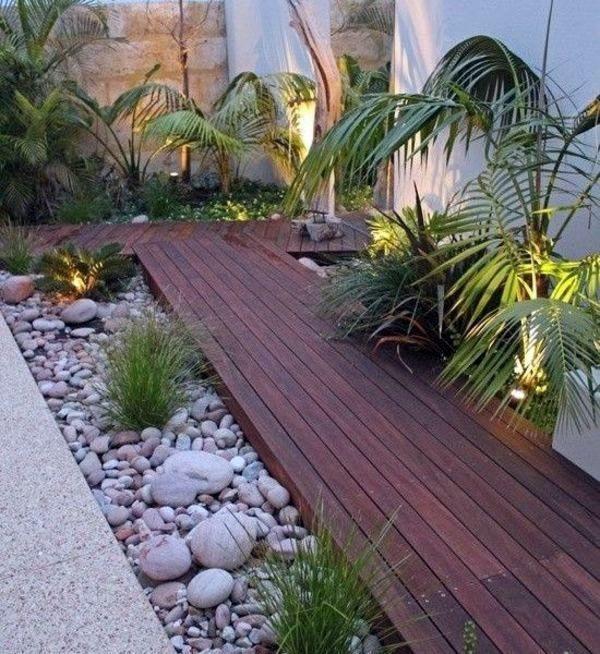 Minimalist Japanese Garden Ideas14