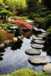Minimalist Japanese Garden Ideas24