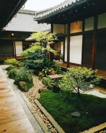 Minimalist Japanese Garden Ideas46