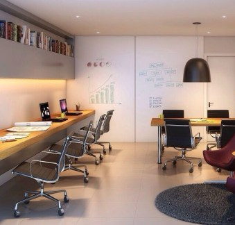 Modern Home Office Design Ideas41