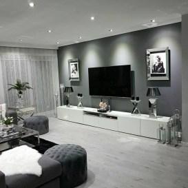 Perfect Scandinavian Living Room Design Ideas15
