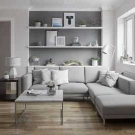 Perfect Scandinavian Living Room Design Ideas16